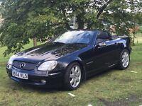 2000 Mercedes SLK * Only 53k miles* 12M MOT * FULL SERVICE HISTORY