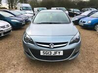 Vauxhall/Opel Astra 1.7CDTi 16v ( 110ps ) ecoFLEX Exclusive