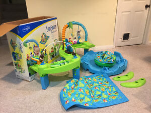 3 in 1 Exersaucer, save almost $90!