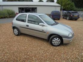 Vauxhall Corsa 1.4i Auto Breeze Ltd Edn