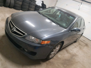 Great Condition! 2008 Acura Tsx 6 Speed! Obo