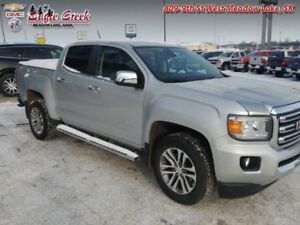 2016 GMC Canyon SLT  FOR MORE INFO TEXT (306) 236-7462