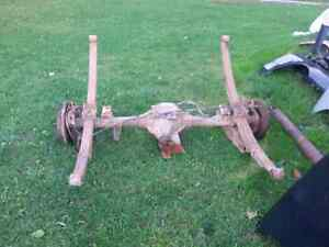 Rebuilt rear leaf Springs for 02-08 Dodge ram
