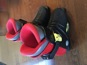 Kids Head Ski Boot Size 19.5