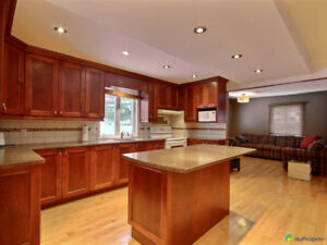 OPEN HOUSE - SUNDAY MAY 27TH - CHATEAUGUAY HOUSE FOR SALE