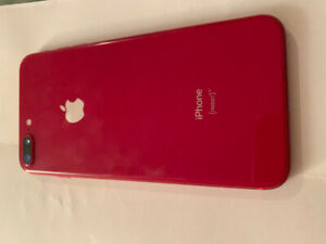 iPhone 8plus product red