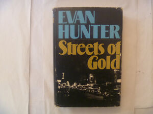 EVAN HUNTER Hardcovers & Paperbacks - many to choose from