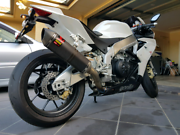 Aprilia RSV4 R immaculate low ks VERY quick Kuraby Brisbane South West Preview