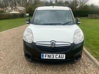 2013 Vauxhall Combo 1.6 CDTi 2000 16v Panel Van L1 H1 (s/s) 3dr Panel Van Diesel