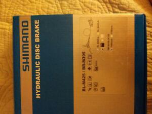 Shimano hydraulic disc brakes (new)