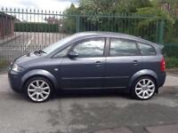 Audi A2 1.4 2003MY Sport FINANCE AVAILABLE WITH NO DEPOSIT NEEDED