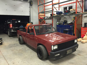 1987 Chevy S-10 (Clean)