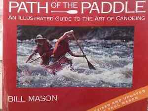 Path of the Paddle by Bill and Paul Mason, Paperback Kitchener / Waterloo Kitchener Area image 1