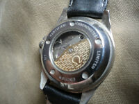 OMEGA CHRONOMETER AUTOMATIC ESCAPEMENT LIMITED EDITION WATCH