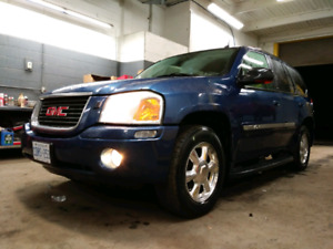 2005 gmc envoy 4x4 220,000km loaded