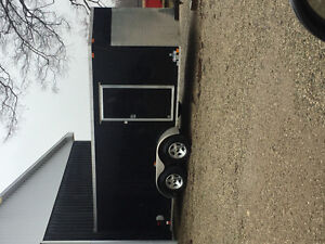 Used trailer- Excellent condition!