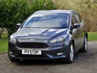 Ford Focus 1.0 Zetec 5dr PETROL MANUAL 2015/15