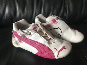 PUMA Sneakers, toddler size 7 - $15