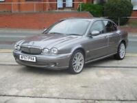 2008 Jaguar X-TYPE 2.2D Sovereign + NEW MOT + TOP SPEC