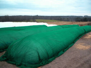 Ultimate protection for grain bags !
