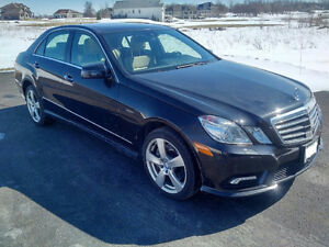 2011 Mercedes-Benz E-Class E550 4MATIC Sedan $30,000 obo