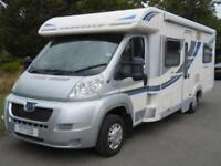 Bailey Approach 740 SE 4 Berth Fixed Rear Bed Motorhome For Sale