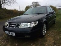Saab 9-5 Vector 2.2tid, Diesel, Manual excellent condition