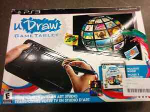 U draw game table ps3
