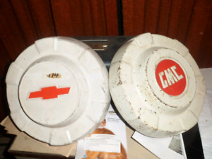 WANTED 61-63  Chevrolet/ GMC hubcaps