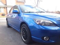 ***E-TESTED*** 5 SPEED *** AMAZING DEAL*** 2006 MAZDA 3 *LOW KM*