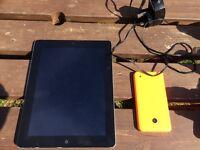 iPad 2 and Nokia