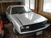 79 Mustang - LOW MILEAGE  with a german performance transmission