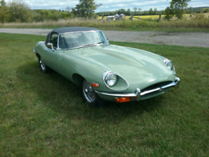 Jaguar E-type 1971 Roadster