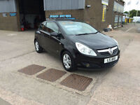 2007 Vauxhall Corsa 1.2i 16v Easytronic 3 DR AUTOMATIC,ONLY 58000 MILES