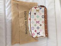 Genuine Real Louis Vuitton Clutch Bag