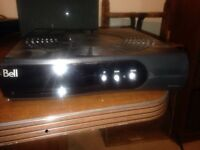 Basic bell satellite receiver