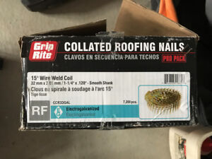 1 1/4 roofing nails