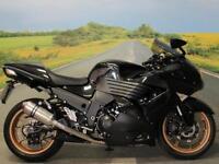 Kawasaki ZZR1400 2010