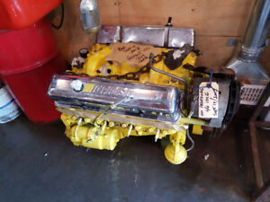 305 Chevy Crate Engine