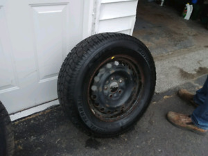 Two Motormaster Winter  Tires For Sale