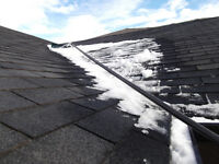 ***ROOF TOP SNOW REMOVAL***