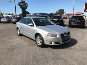 Audi A4 2.0T-6 VITESSES-CUIR-JAMAIS ACCIDENTER 2006
