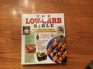 Low-Carb Bible (hardcover)