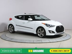 2014 Hyundai Veloster TURBO CUIR TOIT PANORAMIQUE NAVIGATION CAM