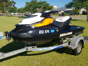 2013 Seadoo Gtr 215 supercharged, swap for WHY