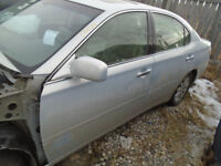 2002 ES300 FOR PARTS ONLY Calgary Alberta Preview