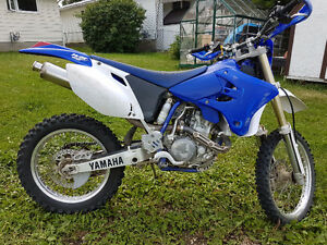 GREAT CONDITION - Yamaha WR450F For Sale!!