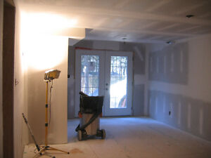 Drywall taping London Ontario image 1