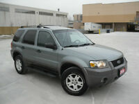 2006 Ford Escape XLT, Auto, Sunroof, Certified, SUV, Crossover