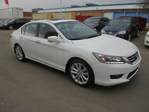 2014 Honda Accord Sedan L4 Touring CVT